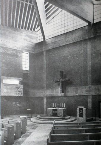 Michaelskirche Innenraum
